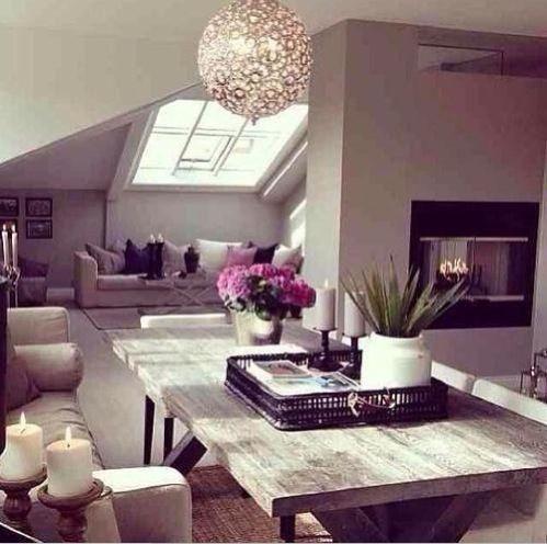 Traumhaus inneneinrichtung  Cozy living room | Decoração | Pinterest | Kamine, gute Ideen und ...