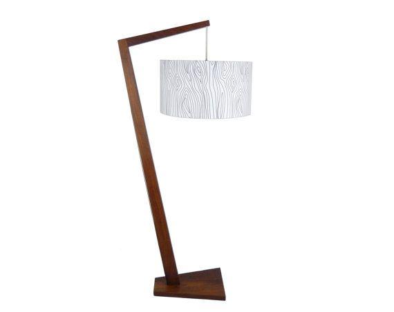 Danish modern floor lamp teak arm lamp wooden arc lamp hanging danish modern floor lamp teak arm lamp wooden arc lamp hanging pendant lamp teak furniture scandinavian decor mid century modern lighting aloadofball Images