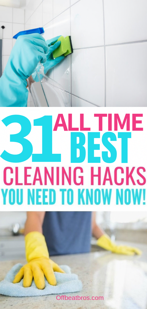 House Cleaning Is A Vital Task That S Why We Have Created This List Of All Time Best Cleaning Hacks That Will Clean House House Cleaning Tips Cleaning Hacks