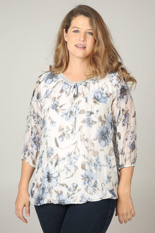 08241a7742 Paprika Seidenbluse Tolle Curvy Damenmode für kurvige Frauen: Entdecke  Plus-Size Mode für Frauen