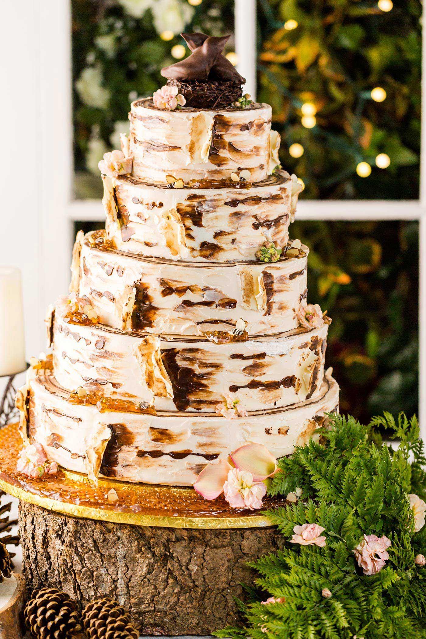 Hochzeitstorte Rustikal In 2019 Hochzeitstorten Pinterest Wedding