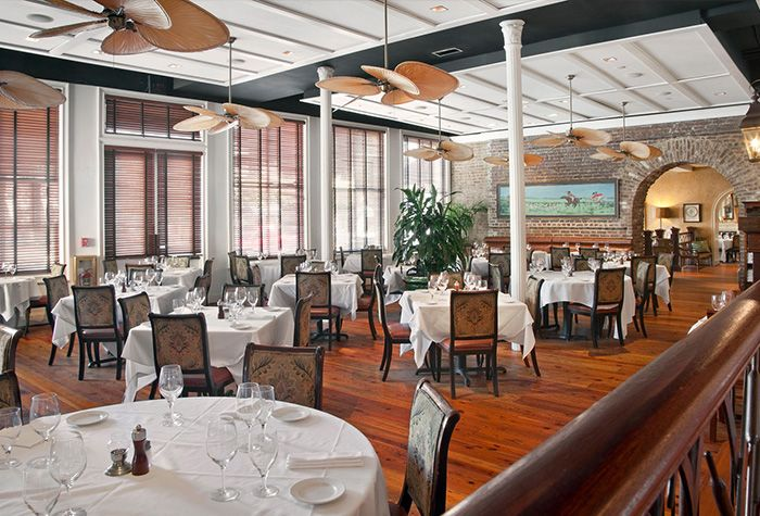Make A Reservation At High Cotton A Downtown Charleston