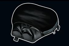 Awesome flotation seat for those Long  Rides  It works!!! By Airhawk