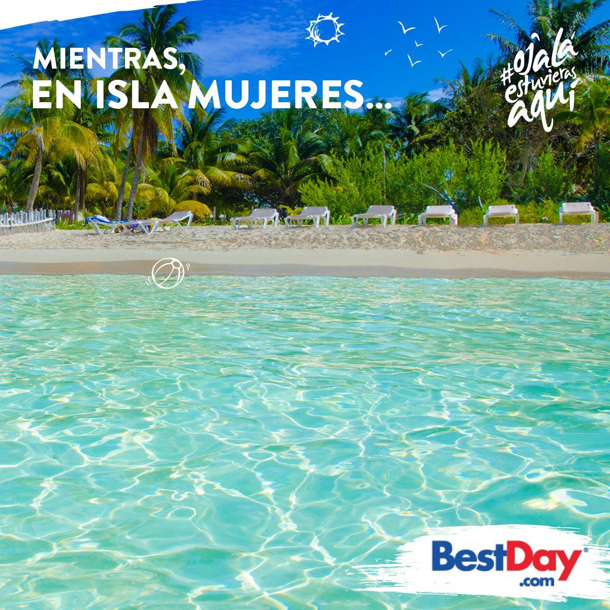 Pin En Isla Mujeres