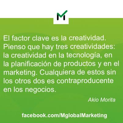 Akio Morita Busines Frases Marketing Frases De Ventas Y