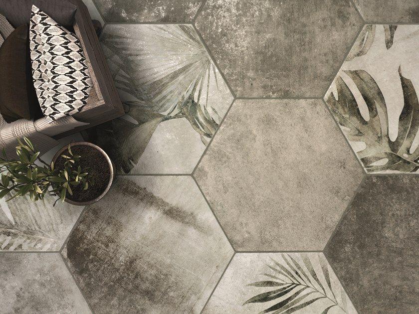Porcelain Stoneware Wall Floor Tiles Tropic By Zyx Tile Floor Ceramic Tiles Tropical Tile