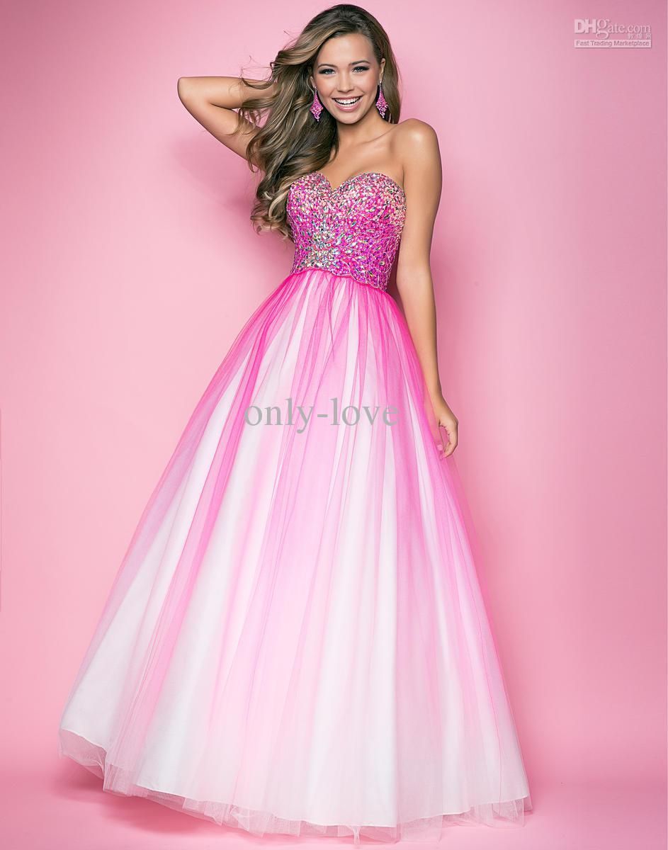 78  images about dresses on Pinterest  Teenagers Pink prom ...