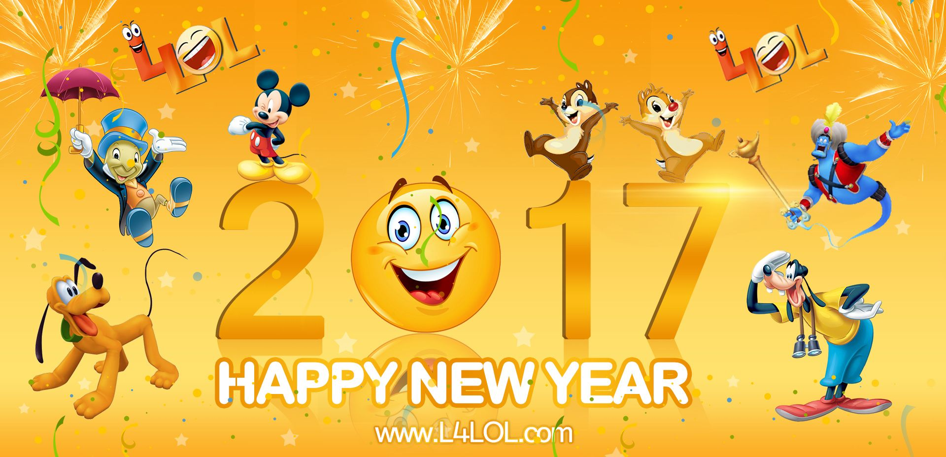 New Year 2017 HD Wallpapers - http://www.welcomehappynewyear2016.com/new-year-2017-hd-wallpapers/ #HappyNewYear2016 #HappyNewYearImages2016 #HappyNewYear2016Photos #HappyNewYear2016Quotes