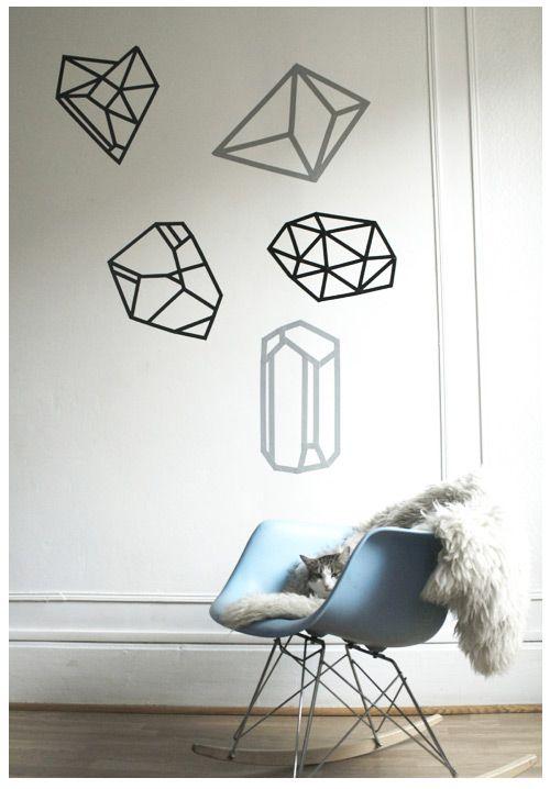 Via Annixen | Geometric Diamond Decals