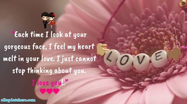short love messages for her | Love messages, Love notes ...