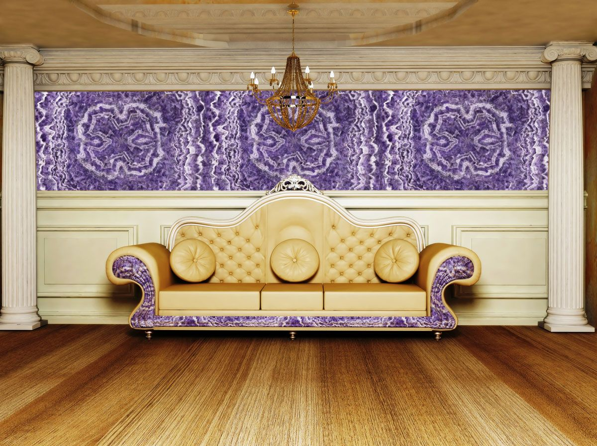 Charming Amethyst Wall Decor Images - The Wall Art Decorations ...