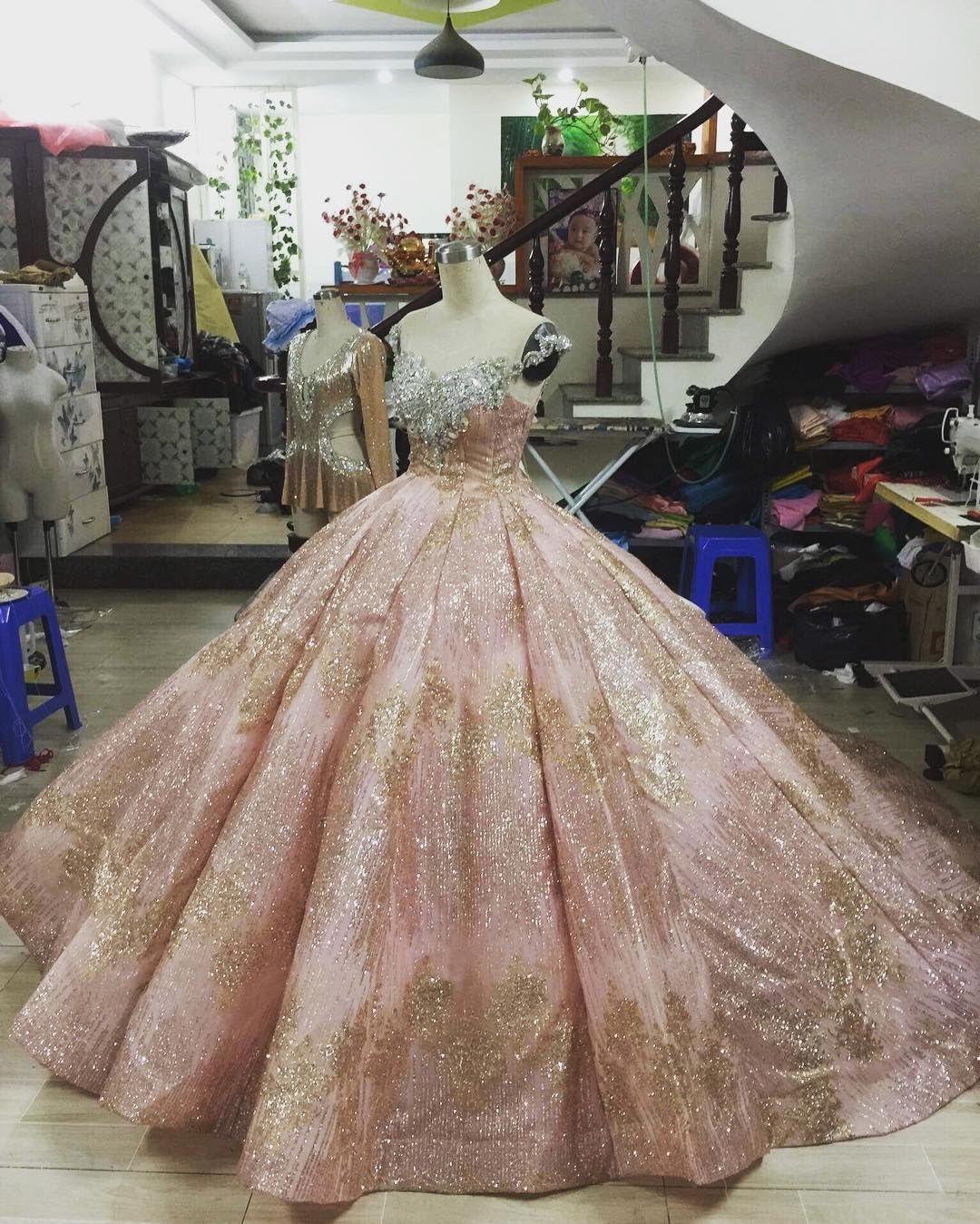 Ballgown for my beautiful customer dress dresses princess