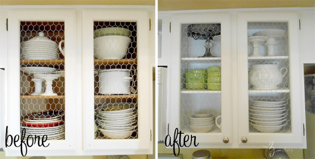Best 8 Low Cost Diy Ways To Give Your Kitchen Cabinets A 640 x 480