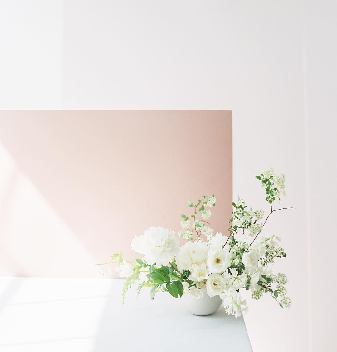 Pretty White Flower Arrangement See This Instagram Post By