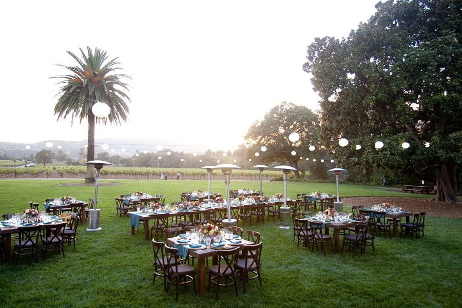 Chateau St. Jean, Sonoma Amazing wedding venues in
