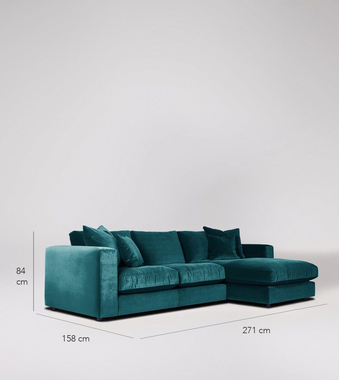 Althaea Corner Sofa Living Room Furniture Sofas Sofa