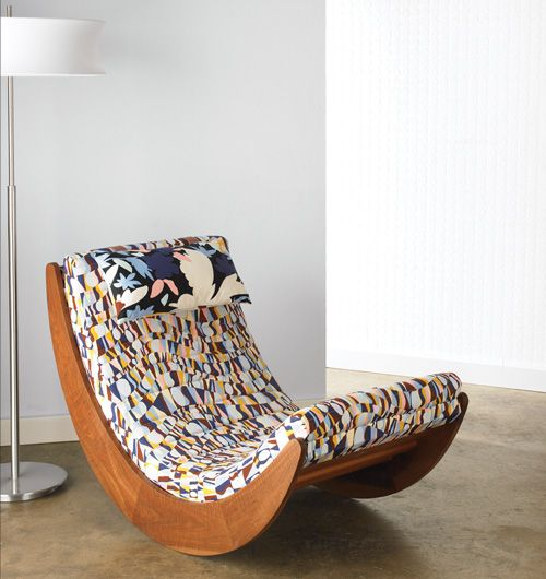 Rocking Chair And Nap Sofa By Missonihome