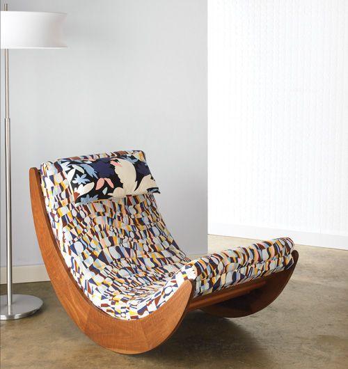 Missoni Home Rocking Chair