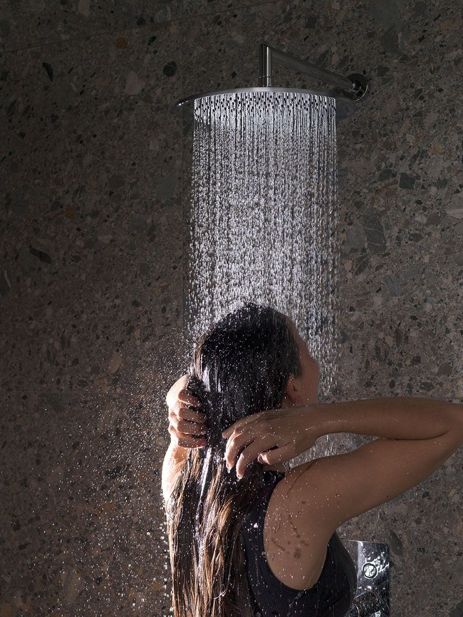 Touch&Feel the latest innovation in shower technology