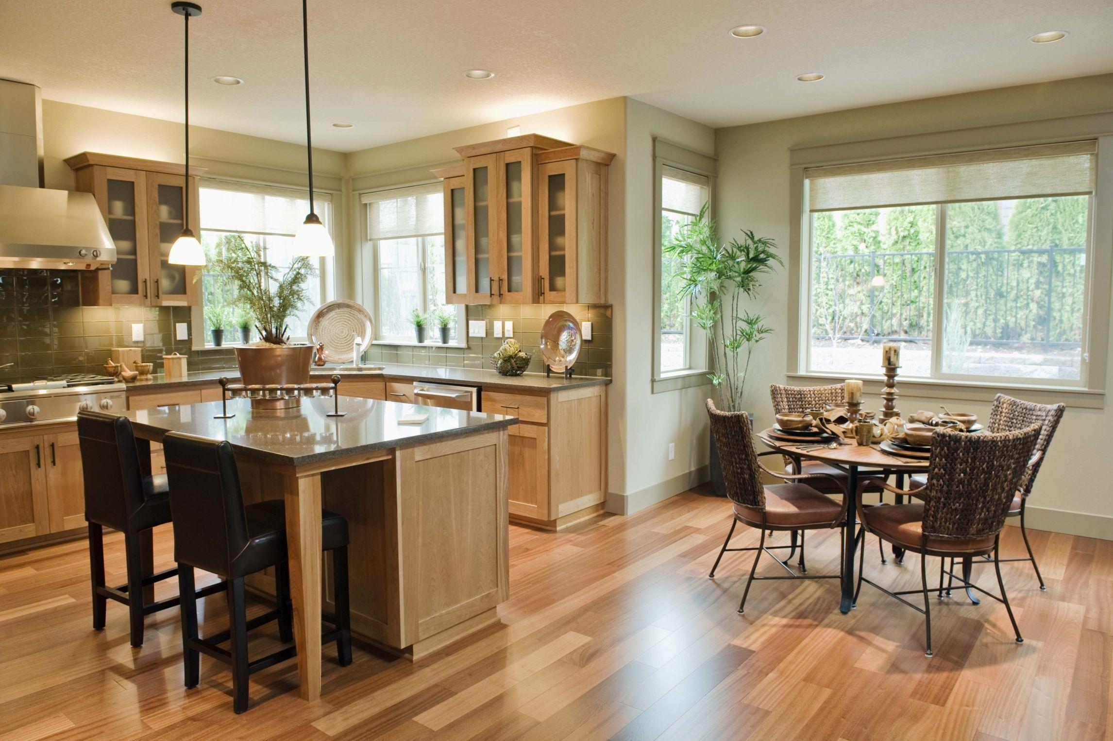 Coordinar gabinete de la cocina piso de madera de color - Quiero Pintar Mi Cocina Y Necesito Ayuda Con Los Colores