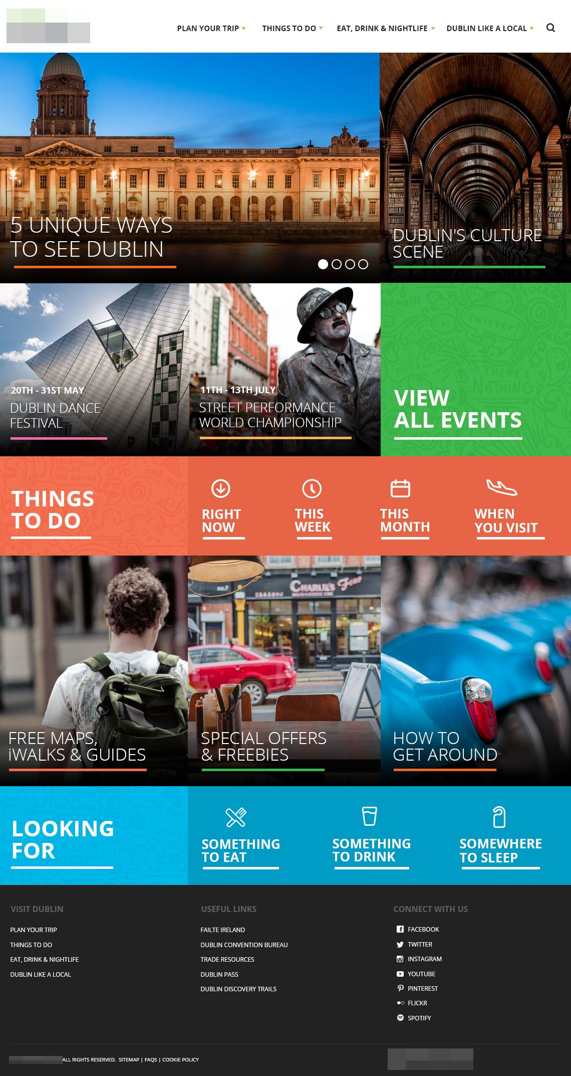 Dribbble 01 Homepage Jpg By Carlos Sousa Interactive Web Design Web Layout Design Web Development Design