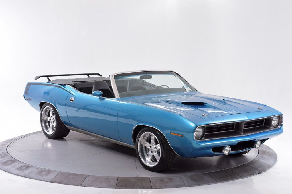 1970 Plymouth Barracuda | Plymouth barracuda, Plymouth and Motor car