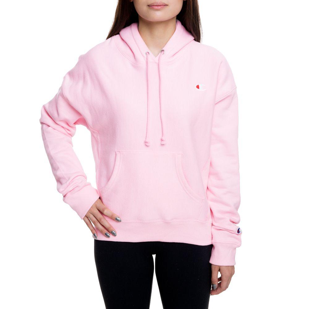Predownload: Champion Reverse Weave Hoodie Pink Champion Sweatshirt Pink Champion Hoodie Light Pink Hoodie [ 1000 x 1000 Pixel ]