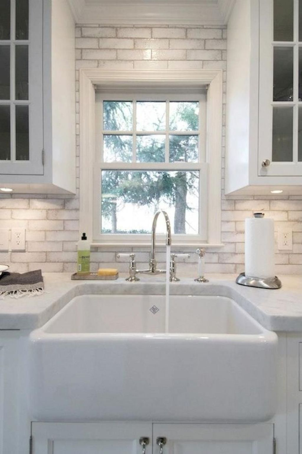 80 farmhouse kitchen backsplash design ideas farmhouse kitchen backsplash rustic kitchen on farmhouse kitchen backsplash id=64410