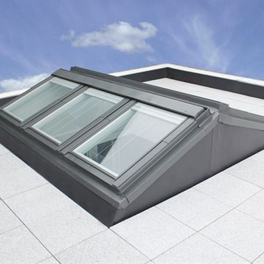 Flat Roof Apex System Keylite Roof Windows Http Www