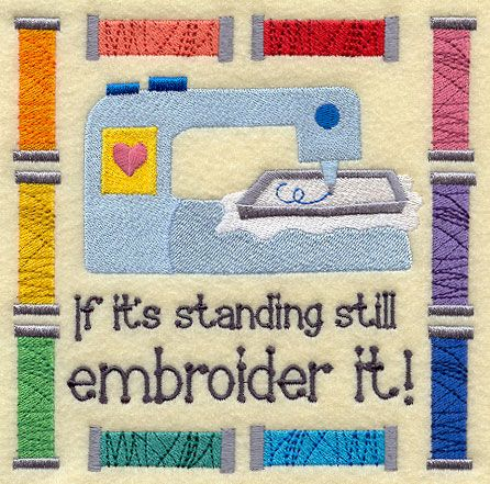 Design by Embroidery Library