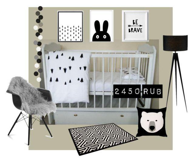 """blackandwhite1"" by indira-gizetdinova on Polyvore featuring interior, interiors, interior design, дом, home decor, interior decorating, Adesso и Natures Collection"