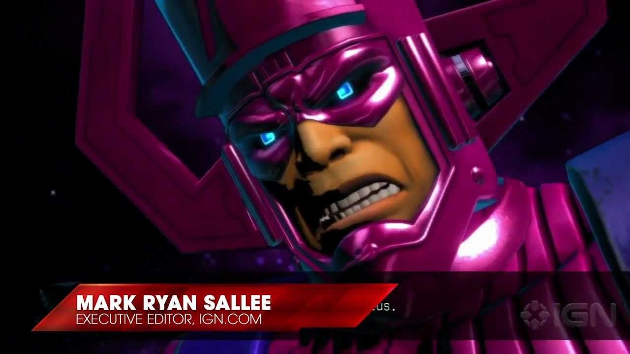 How To Beat Galactus In Ultimate Marvel Vs Capcom 3 Ultimate Marvel Marvel Vs Marvel Vs Capcom