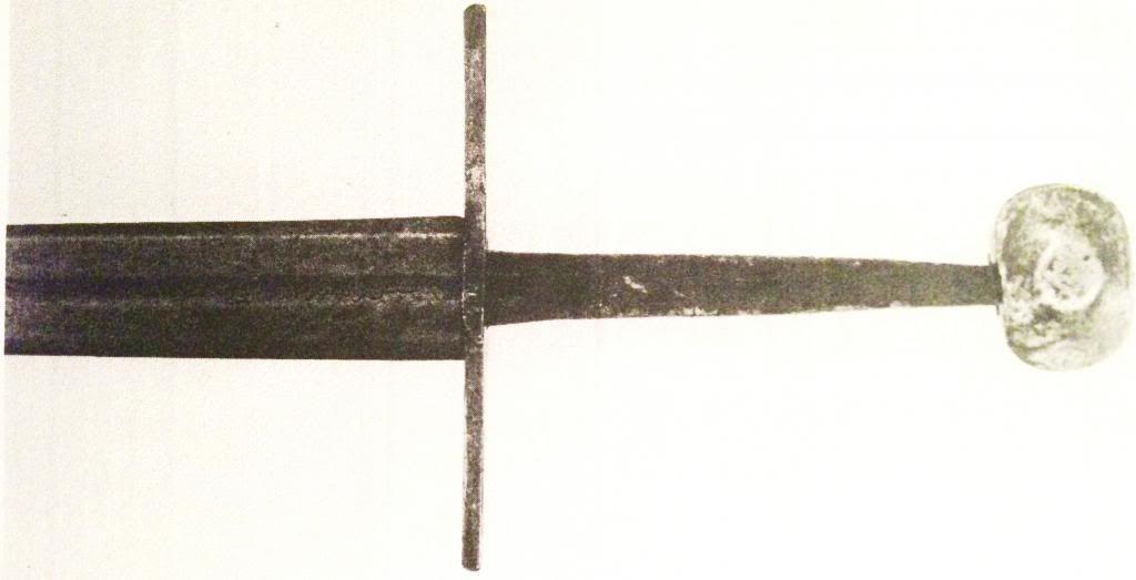 Oakeshott Type XIIa Typology