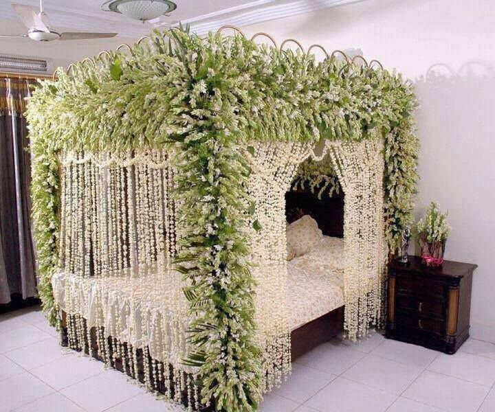 Romantic decoration like it home decor pinterest welcome to fashion forum wedding bedroom decoration junglespirit Gallery