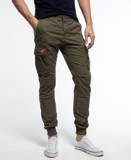Superdry Rookie Grip Cargo Pants Green | Men's fashion | Pinterest | Cargo  pants, Superdry and Style men