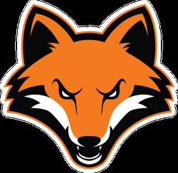 Hundreds Of New Car Stickers And Decal Designs Fox Logo Mascot Unique Sticker