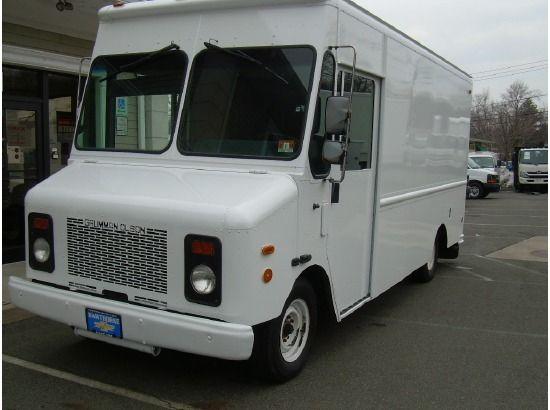 2002 Workhorse Step Van, Hawthorne NJ - 111969176