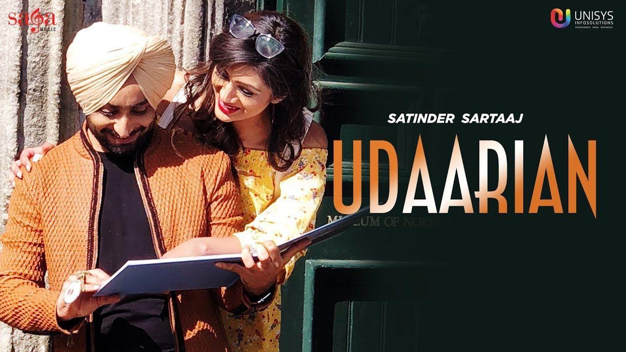 Udaarian 4k Video Satinder Sartaaj Jatinder Shah Sufi Love Songs Love Songs Download Free Movies Online Songs