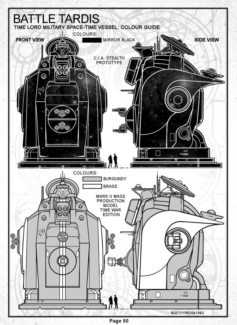 Time Lord Compendium Page 50 by Time-Lord-Rilon | Doctor Who ...