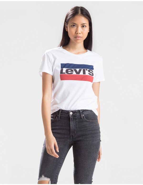 d318c131 The Perfect Graphic Tee | Summer | Graphic tee shirts, Levis t shirt ...
