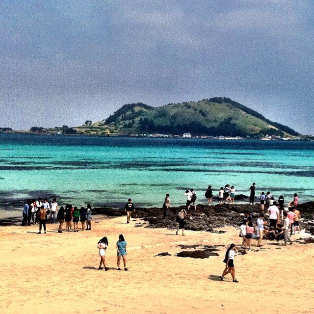 Jeju Island Beaches: Hyup-jae Beach @Jeju Island