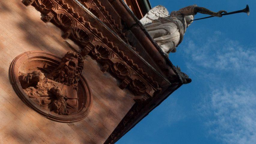Ferrara - Cimitero monumentale della Certosa di Ferrara