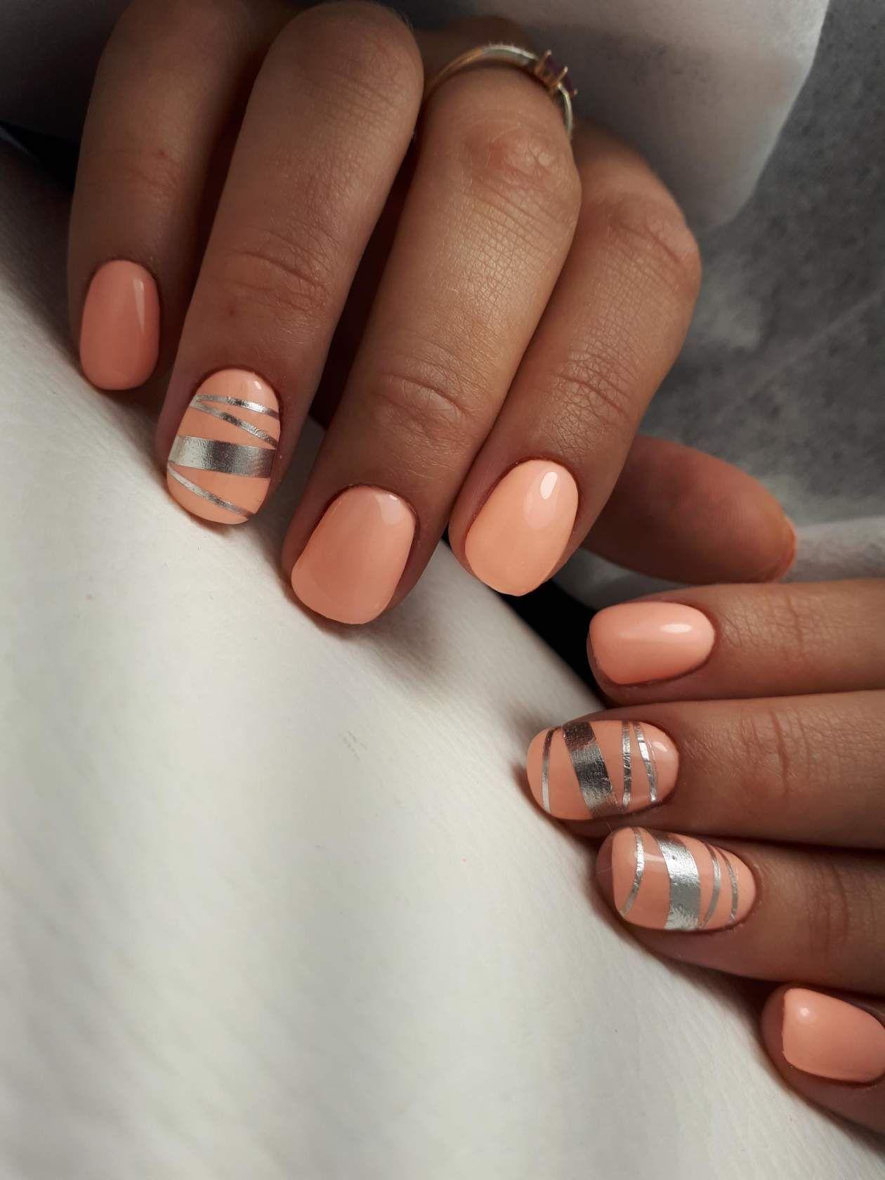 Модный маникюр и дизайн ногтей весна 25: тенденции, тренды ...