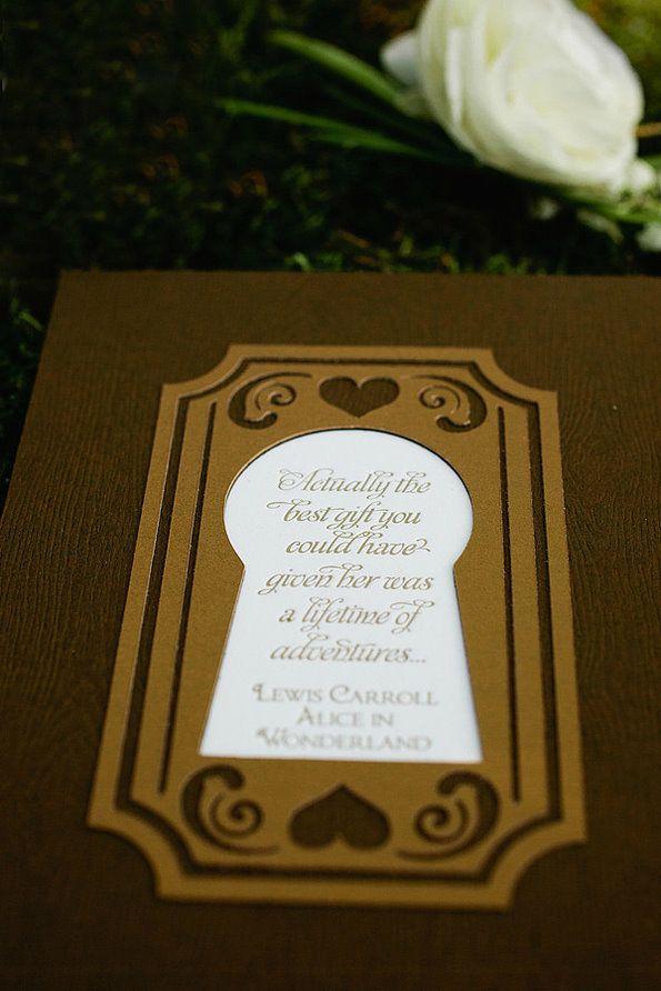 Rustikale Country Hochzeit Ideen Fur Alice Im Wunderland