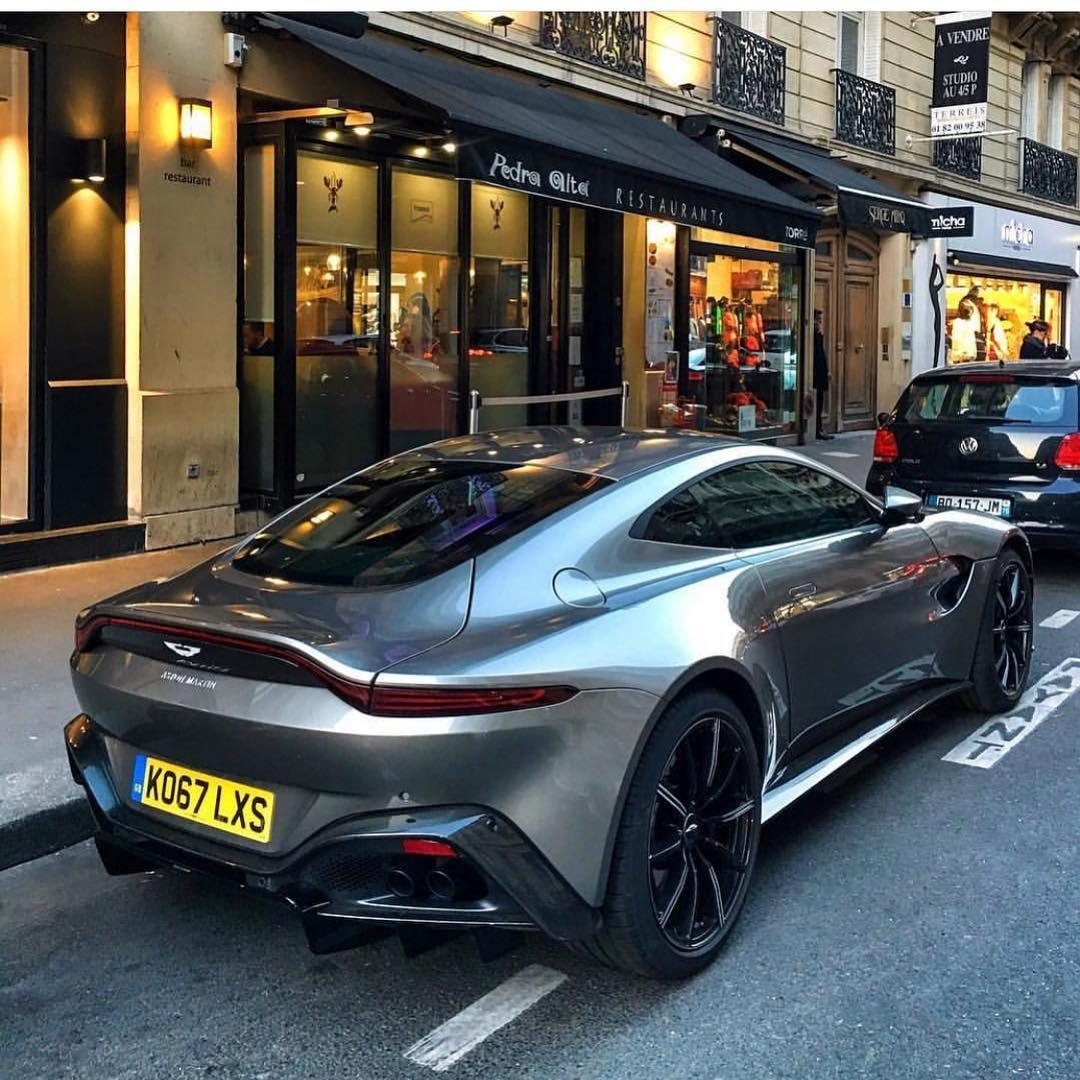 Aston Martin Owners Club Spain On Instagram New Vantage