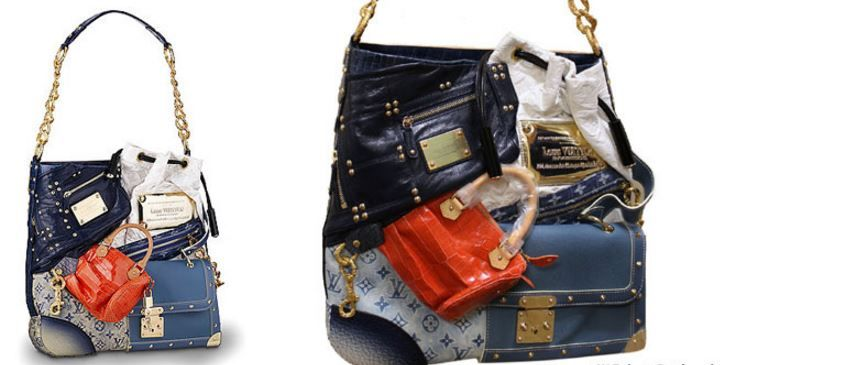 4c296b4380 LV Tribute Patchwork Bag Top 10 Most Expensive Bags Brands
