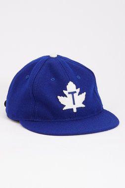 size 40 cd5b6 dd99e Toronto Maple Leafs 1960 Ballcap - Ebbets Field - Hats   JackThreads