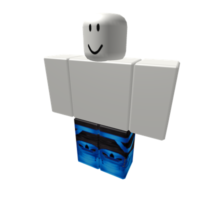 Chrome Blue Adidas /RMT/ - ROBLOX