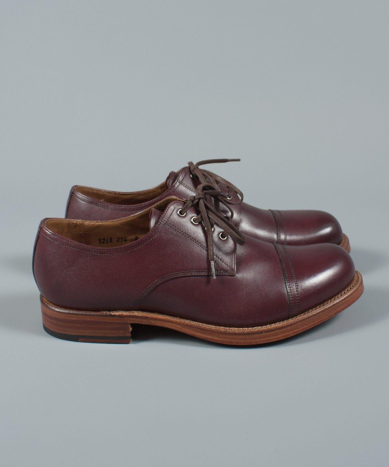 Grenson at Weavers Door & Grenson at Weavers Door | Grenson Shoes AW13 | Rhys | Burgundy ... Pezcame.Com