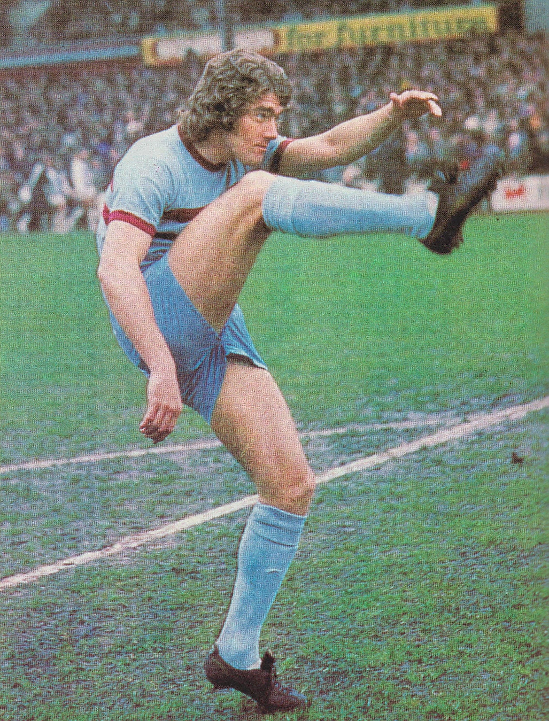 Ted MacDougall West Ham United 1973
